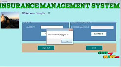 Final Year Projects | Insurance Management System