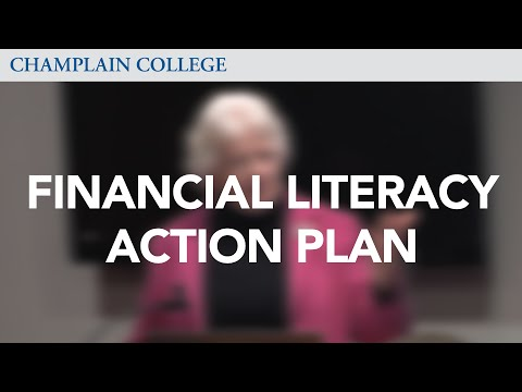 Vermont's Financial Literacy Action Plan | Champlain College