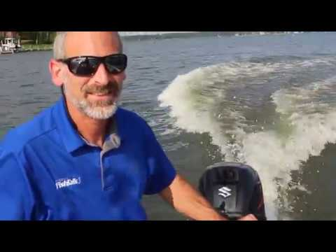 Suzuki DF25A Outboard Engine Long Term Test