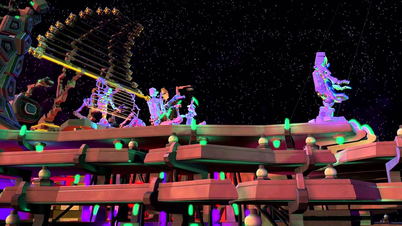Animusic HD - Starship Groove (1080p) - YouTube