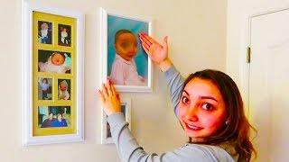 I've always been a big-head!!! room tour
