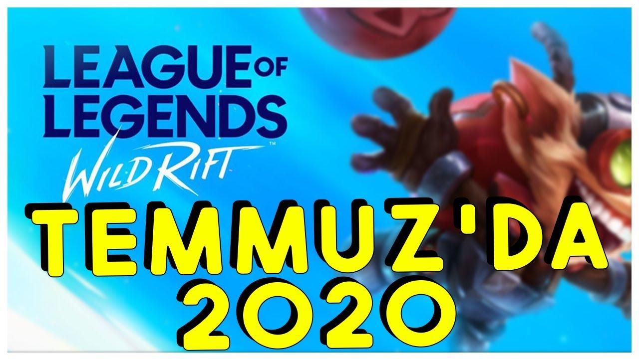 League Of Legends Wild Rift Ne Zaman Gelecek