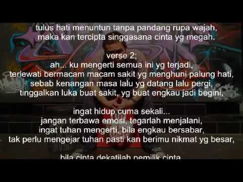Rintony The Emcee - bukan lewat mata (Video Lirik)
