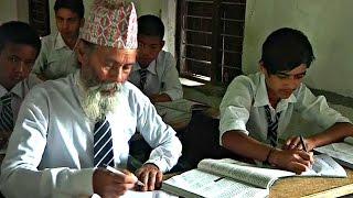 Непал: за школьную парту в 68 лет (новости)(, 2016-06-15T09:57:03.000Z)