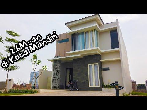 Desain Rumah Minimalis Luas 150m2  2 6m an rumah minimalis 10x18 di kawasan mandiri