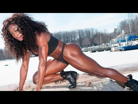 Fitness Model Workout with Nay Jones | Fitness Babes