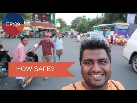 How Safe is Cambodia for Indian Traveller|| Must Watch ||
