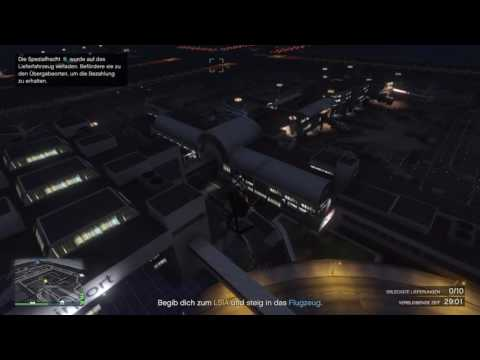 GTA Online CEO Selling  Mission with Titan Solo Full Warehouse 2,22 million $
