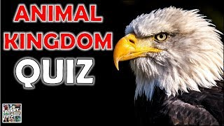 """How Much Do You Know About the """"ANIMAL KINGDOM""""? Test/Trivia/Quiz"""