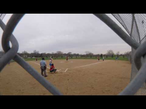 Nebraska Quakes Kudym (4-9-17) vs Lady Cougars