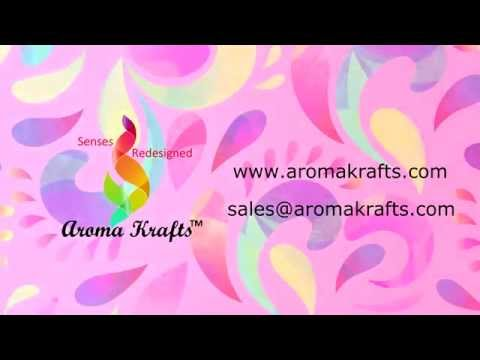 Aroma Krafts - Senses Redesigned