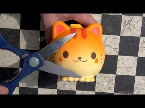 What's inside EXPENSIVE vs CHEAP SQUISHY Toys?