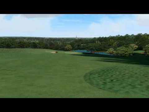 Hole 4: Par 4 (533 Yards) -  Sweetwoods Park Golf Course