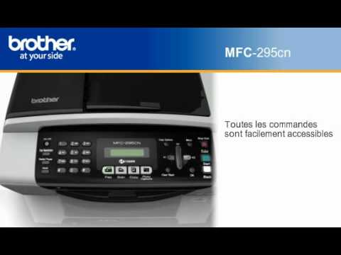 BROTHER MFC 295CN PRINTER WINDOWS VISTA DRIVER DOWNLOAD