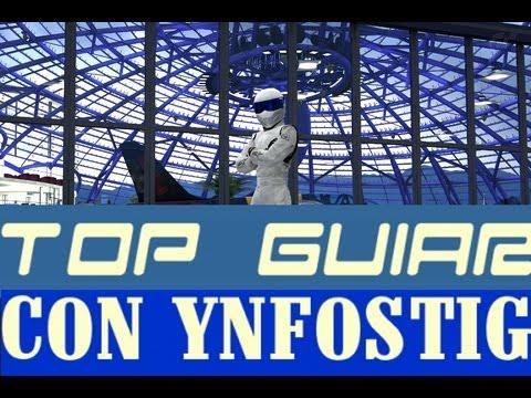 """GT5 TOP GUIAR-CAP-44-Ferrari F40 '92 CON """"YNFOSTIG"""""""