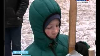 В Архангельске прошла акция