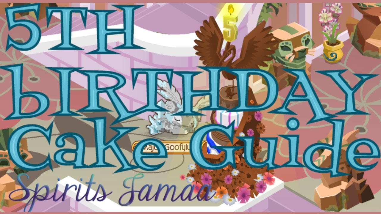 1st Birthday Cake Animal Jam Worth Image Inspiration of Cake and