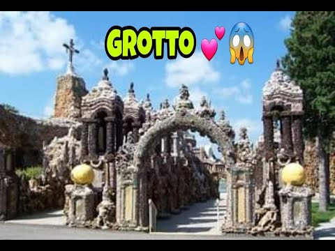 GROTTO OF THE REDEMPTION 2020/WEST BEND IOWA/PINAY IN IOWA/USA