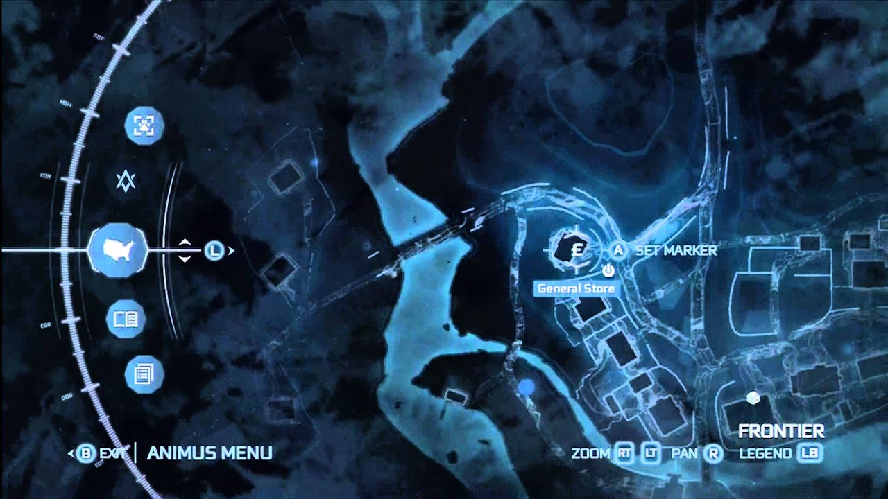 Ac3 Map Frontier General Stores Youtube