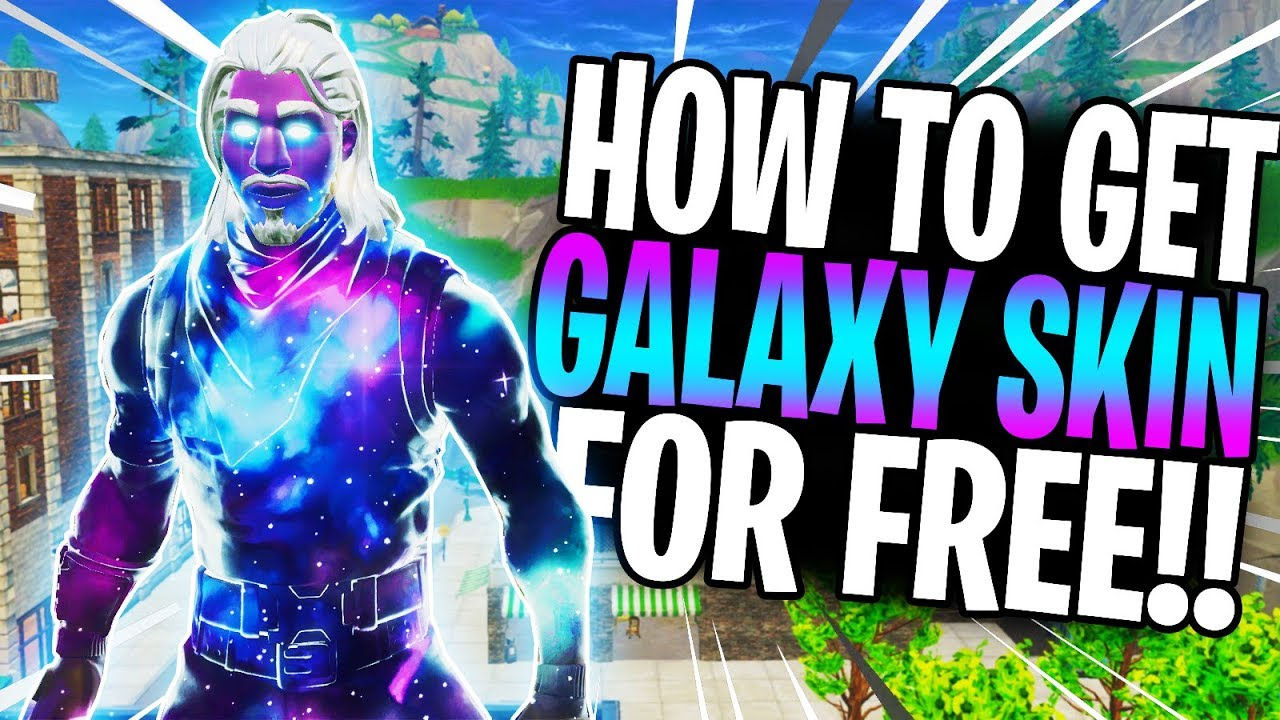 How To Get New Galaxy Skin For Free In Fortnite!! - YouTube