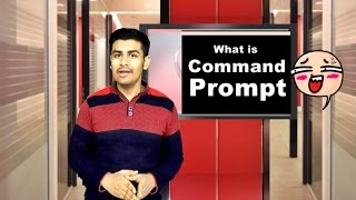 What is Command Prompt  How to use it easily In Hindi