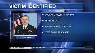 Police asking for help to find suspect in fatal shooting of Army captain