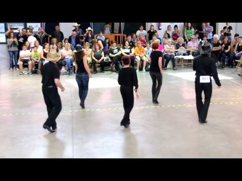Choreo -  West Coast Tulsa   Javier Rodriguez & team