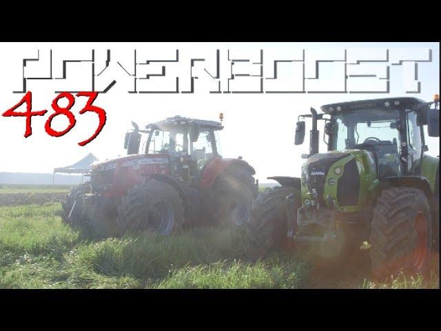 Des agriculteurs inventent les matériels de demain !