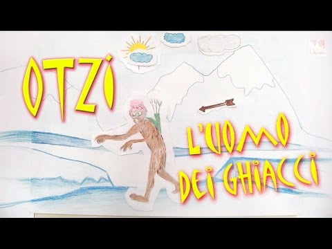 ghiacci Otzi L'uomo dei Otzi YouTube L'uomo C7x8H