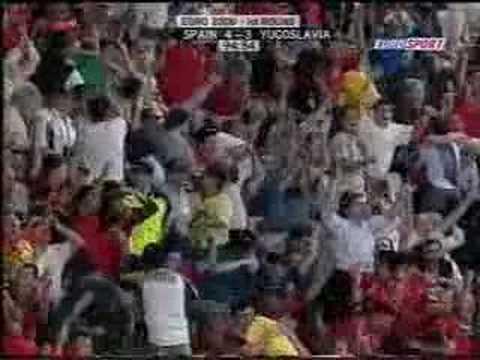 Gol de Alfonso Recopilacion