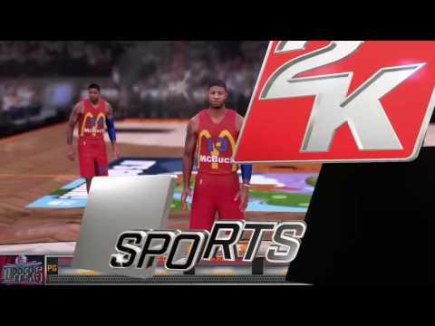 NBA 2K16 MyTeam Me vs Clippers Pt 3