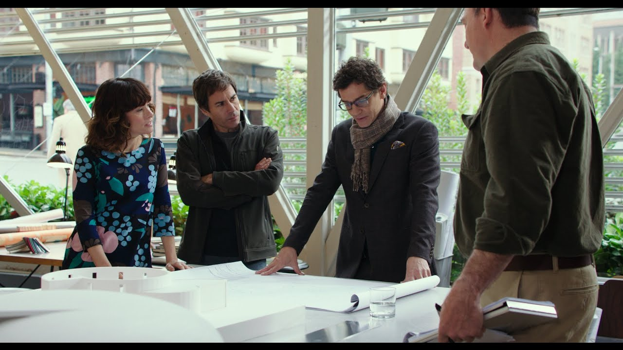 Parker Posey the Architect