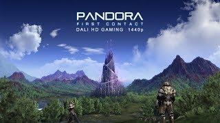 Pandora First Contact PC Gameplay FullHD 1440p