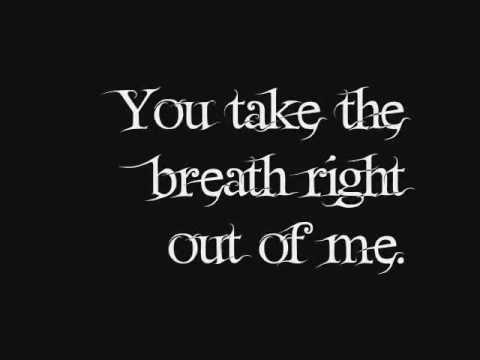 WkD | Breaking Benjamin Breath LYRICS