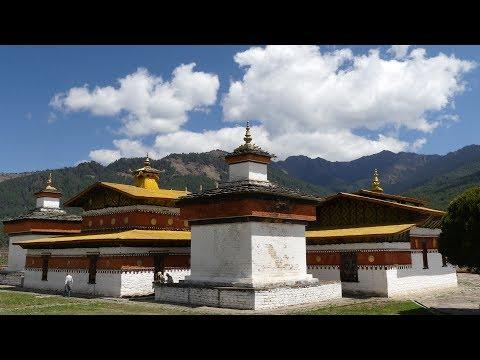 Bhutan –  2017 –  part 1
