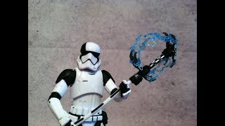 """Stormtrooper Executioner (Target Exclusive) - Star Wars Black Series 6"""" Action Figure Review"""