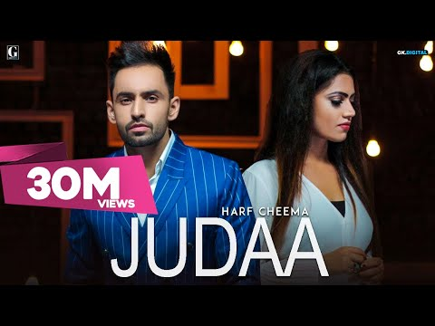 JUDAA : Harf Cheema (Full Video) Sukhe | Tanya | Satti Dhillon | Sad Song | GK.DIGITAL | Geet MP3
