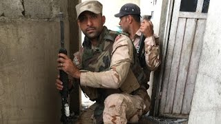 Iraqi forces prepare for final push against ISIS in Mosul