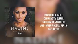 Nadine QUANDO TU QUISERES - AUDIO B26.mp3