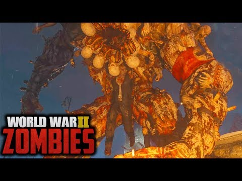 Thumbnail: WW2 ZOMBIES ENDING CUTSCENE AND BOSS FIGHT!