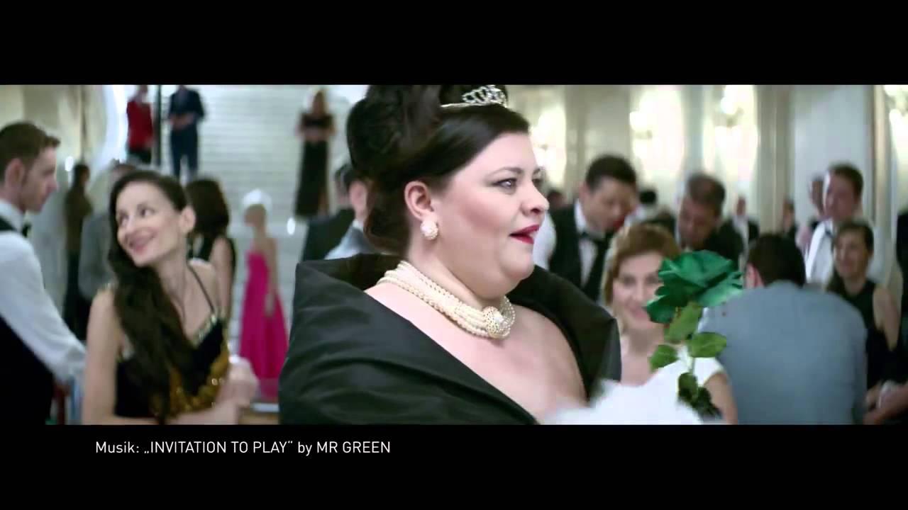 Mr Green Werbung Song