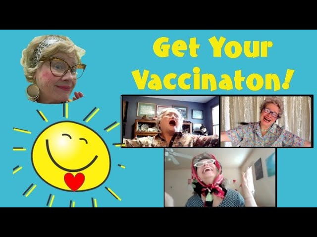 PLEASE, GET YOUR VACCINATION