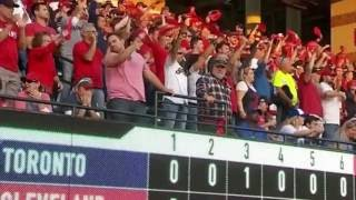 10-15 | ALCS Game 2 Indians Win! - Tom Hamilton