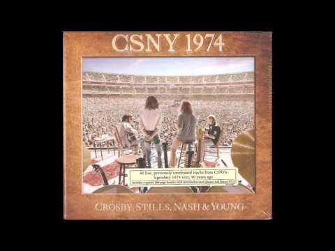 Crosby,Stills & Nash ~ Time after time (live 74')