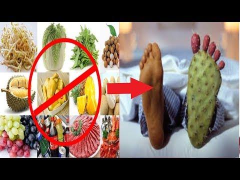 4 Makanan ini berbahaya bagi Penderita asam Urat Mp3