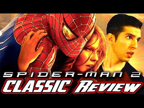 SPIDER-MAN 2 (2004) CLASSIC REVIEW