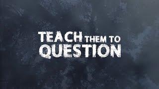 HORSEMAN - Teach Them To Question (Lyric Video)