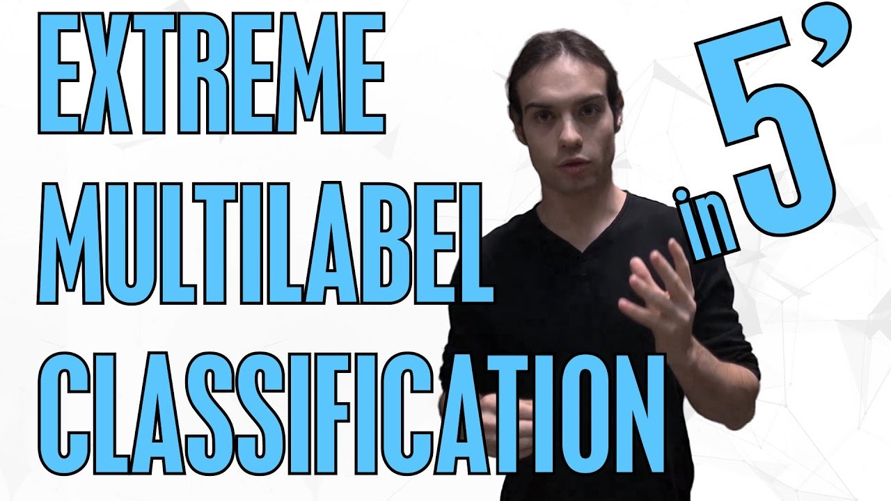 eXtreme MultiLabel Classification in less than 5 minutes (with movie  genres!)
