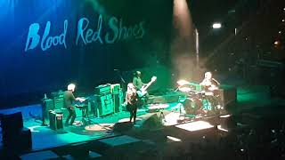 Blood red shoes - Colours fade…