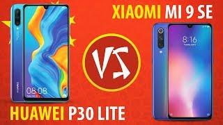 Xiaomi Mi 9 SE vs Huawei P30 Lite   Porównanie smartfonów